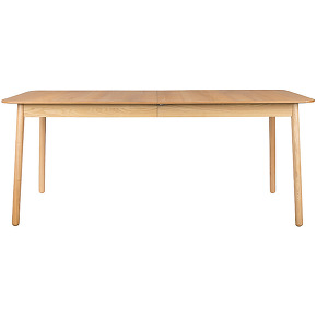 Glimps - table à manger extensible en bois...