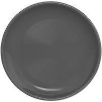 Assiette plate grise olympia café 205mm - lot...