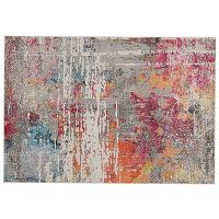 Miliboo tapis moderne multicolore 160 x 230 cm tag