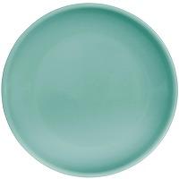 Assiette plate vert d eau olympia café 205mm -...