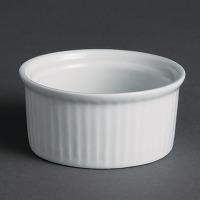 Ramequins blancs 70mm olympia - lot de 12