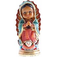 Dell'arte articles religieux , statue peinte à...