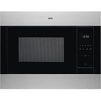 Micro ondes encastrable aeg msb2548c-m