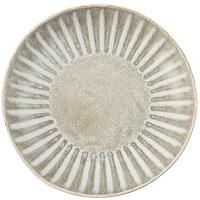 Assiettes plates olympia corallite 20,5 cm -...