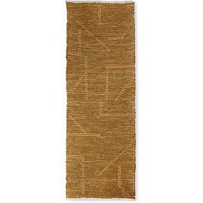 Bran - tapis de couloir en coton tissé à la main
