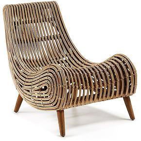 Dan - fauteuil design en bois