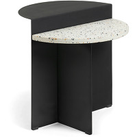 Kave home - table d'appoint chery Ø 50 cm