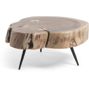 Kave home - table d'appoint eider Ø 49 x 47 cm