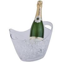 Seau à vin ou champagne aps transparent 2...