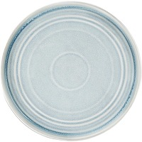Assiette plate bleu cristallin olympia cavolo...