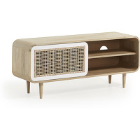 Kave home - meuble tv georg 120 x 50 cm