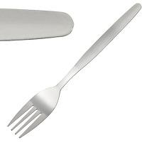 Fourchette de table olympia kelso - lot de 12