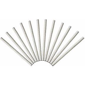 12 pcs remplacement en fibre de verre tiki...