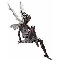 Hosuho statuette de conte de fées, 18 x 8 x 15...