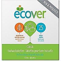 Ecover - tablettes lave-vaisselle - 25 tablettes