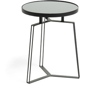 Kave home - table d'appoint radim Ø 40 cm